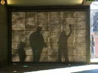 مقاله دیوار هوشمند ، ساخت دیوار بتنی شفاف با قابلیت تغییر رنگ (پاورپوینت)